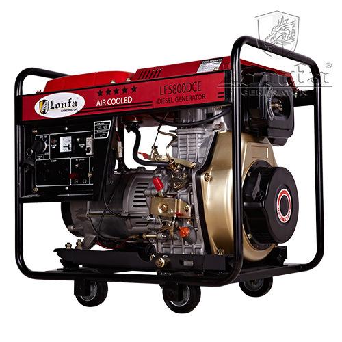 diesel generator. 2kw/3kw/5kw/6kw/7kw Kama Type Diesel Generator For Sale