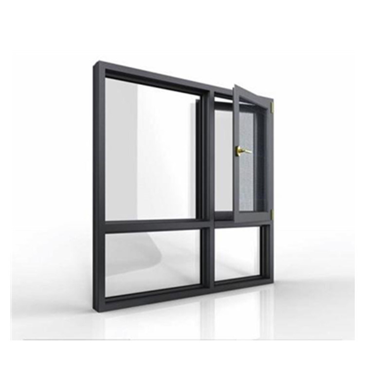 China Standard Sizes Toilet Awning Casement Window French Standard Sizes Aluminium Double Glazed Awning Windows Photos Pictures Made In China Com