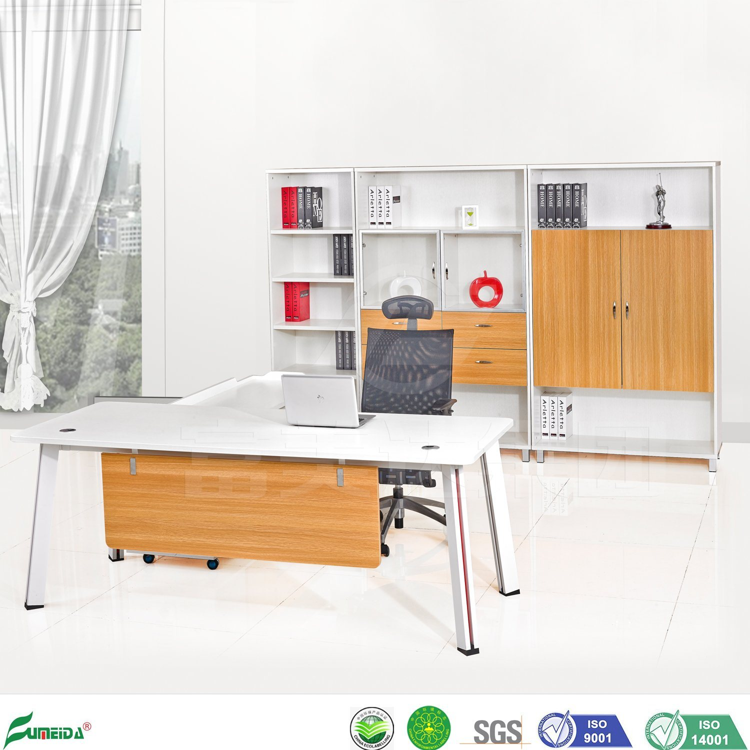 [Hot Item] Cheap Price Unique Office Table Executive CEO Desk Manager  Office Desk
