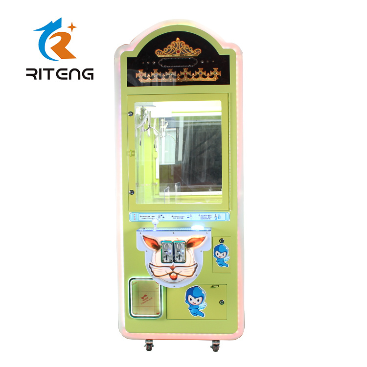 Plush Toy Vending Machine Claw Crane Machine for Shopping Mall pictures & photos