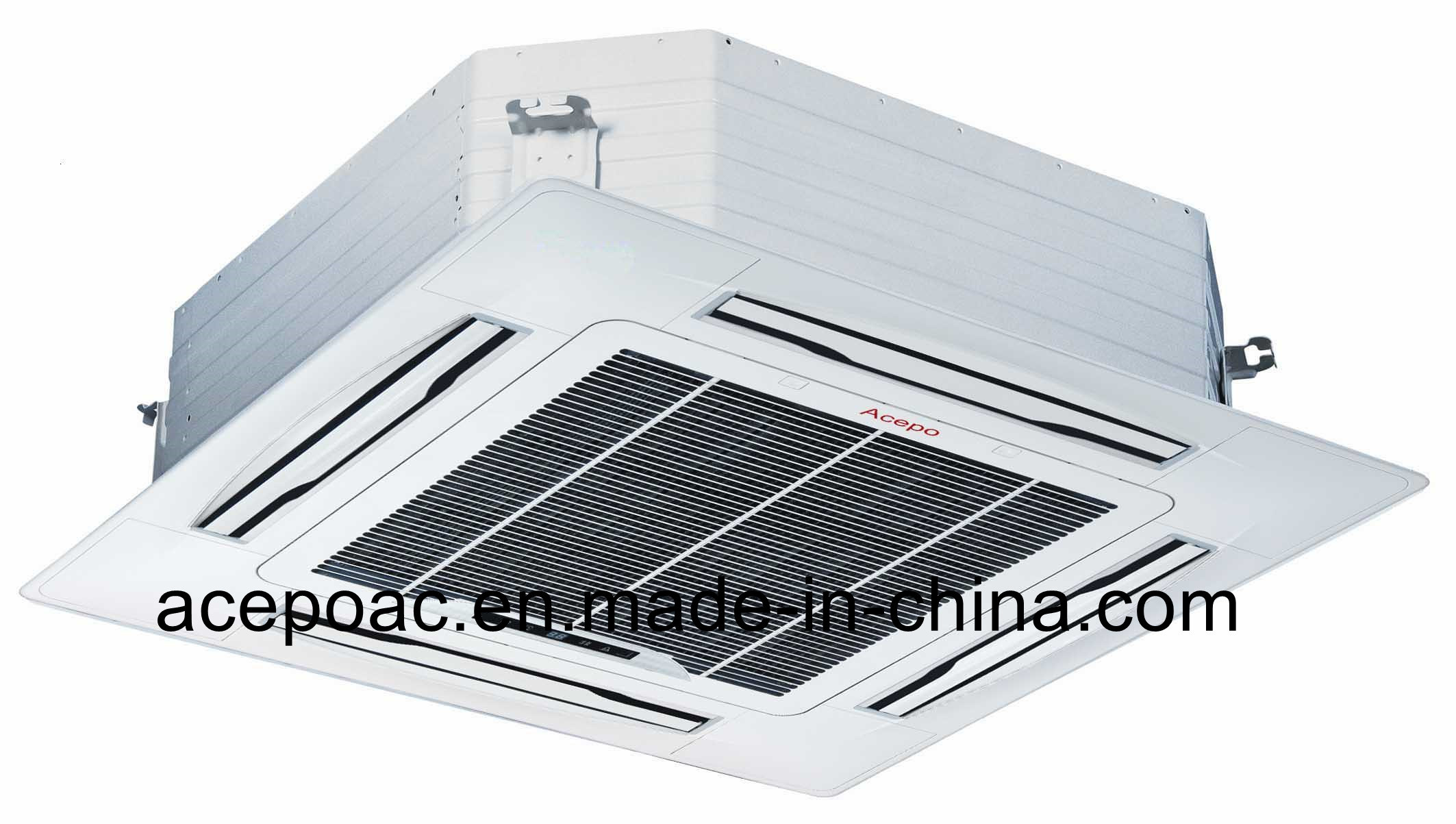 air refrigeration conditioner systems split cassette alpine ceiling system