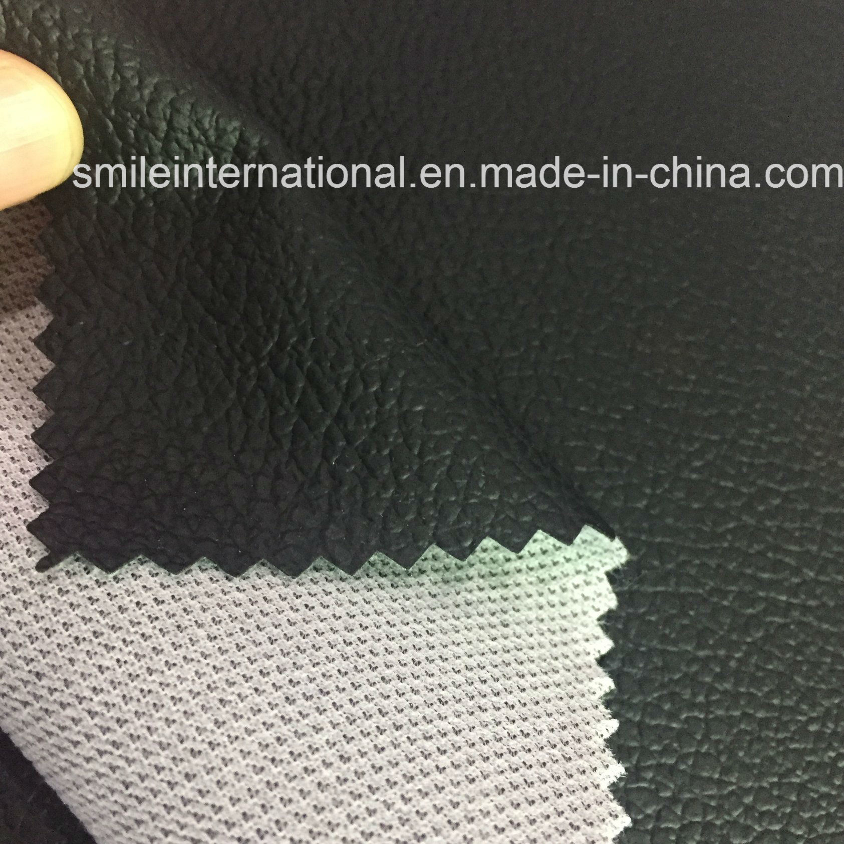 China High Quality PVC Leather for Car Seat and Sofa Mesh Fabric ...