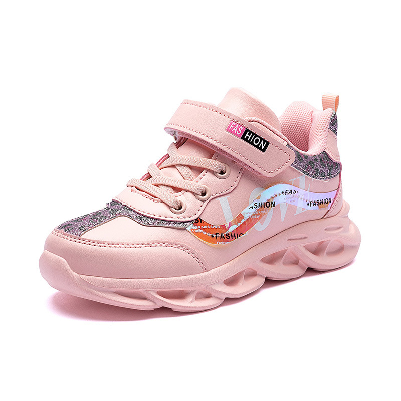 China 2020 Kid Fashion Sneakers Girl