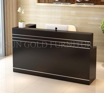 office counter design. Wooden Furniture Office Counter Table Design Small Reception Desk (SZ-RTT001)