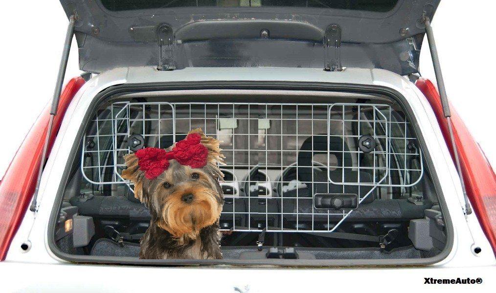 HEAVY DUTY HEADREST MESH DOG GUARD for SAAB 9-3 SPORTWAGON TDI 05-