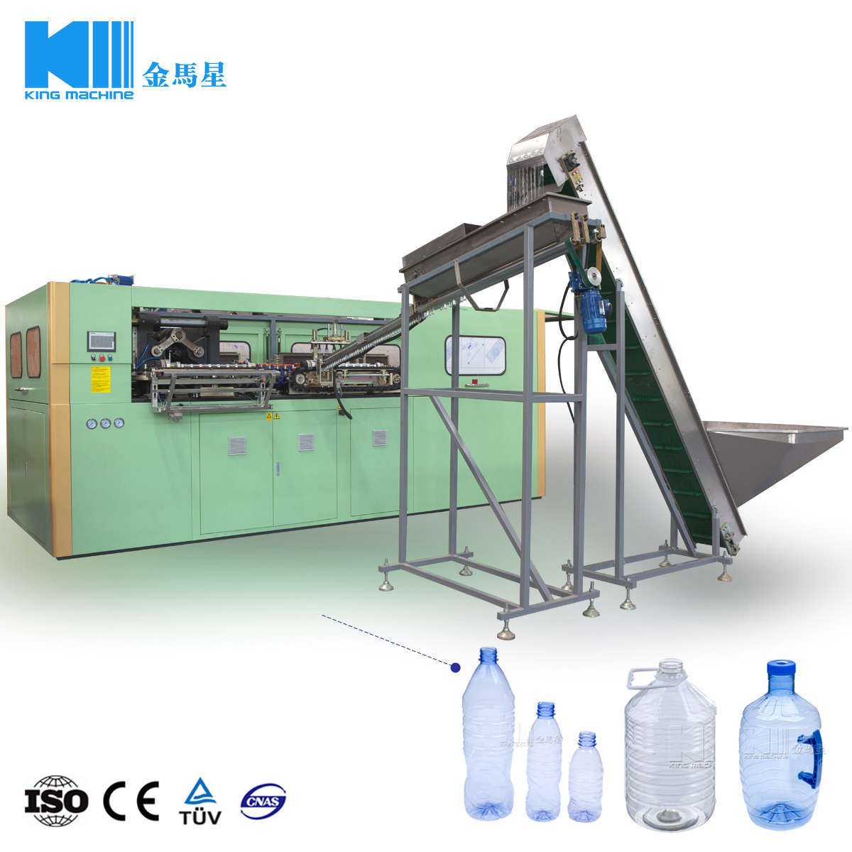 [Hot Item] Water Bottle Blow Molding Machine with Ce and ISO