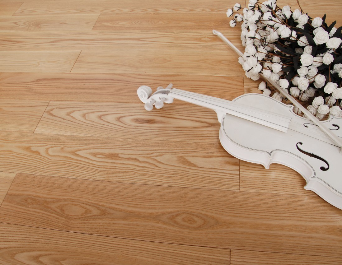 China Finger Joint Solid Wood Flooring Oak Parquet China Parquet
