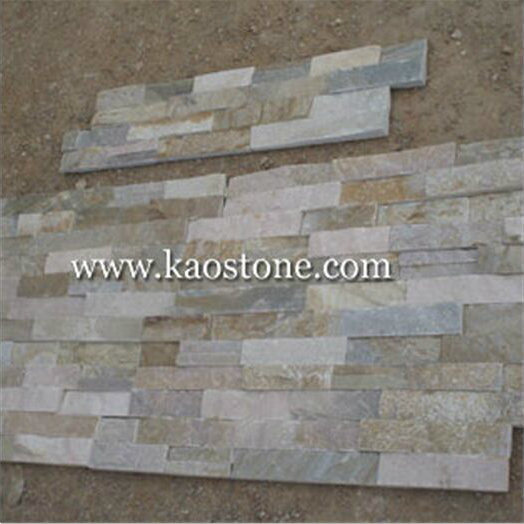 Hot Item Cultural Roofing Stone For Background Or Garden Wall Covering