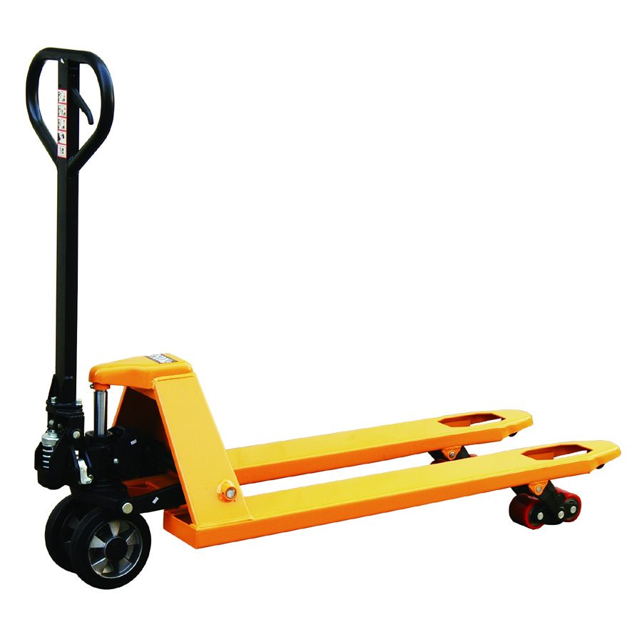 China Hydraulic Hand Pallet Truck With German Style Pump