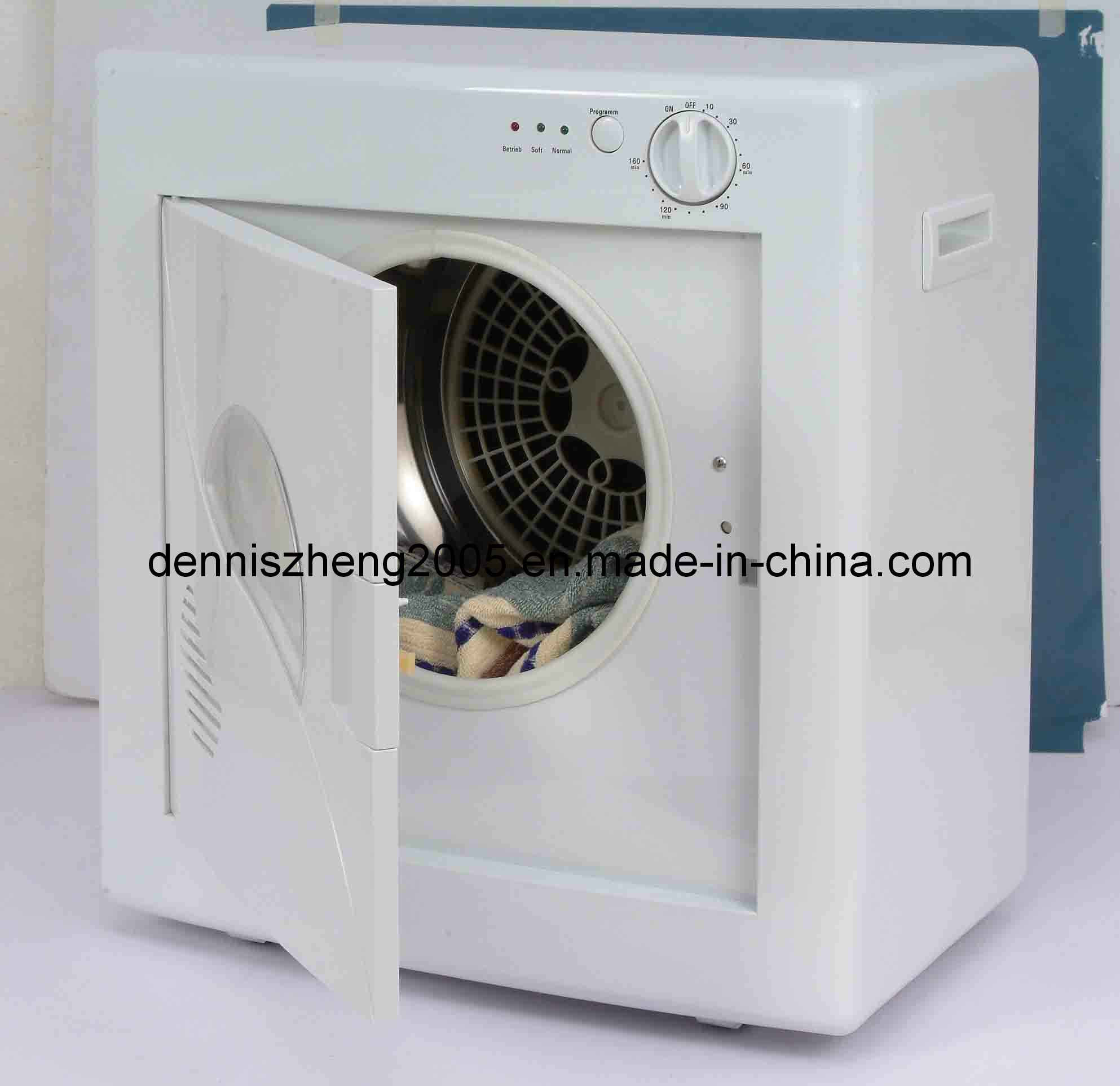 China Mini Clothes Dryer Portable Tumble Dryer China