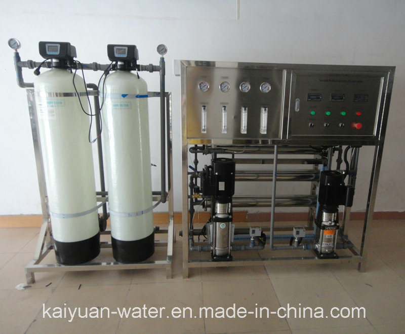 500L/H 2 Stage Reverse Osmosis System Water Distillation Machine for Hospital/Medicine/Hemodialysis (KYRO-500)