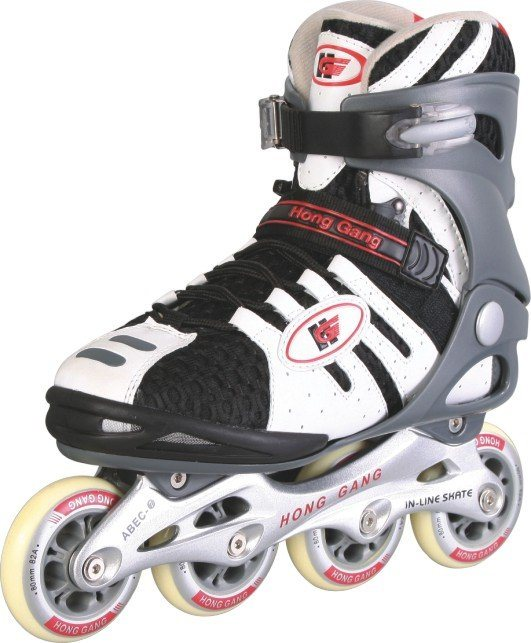[Hot Item] Professional Roller Skates Size Adjustable Inline Skates