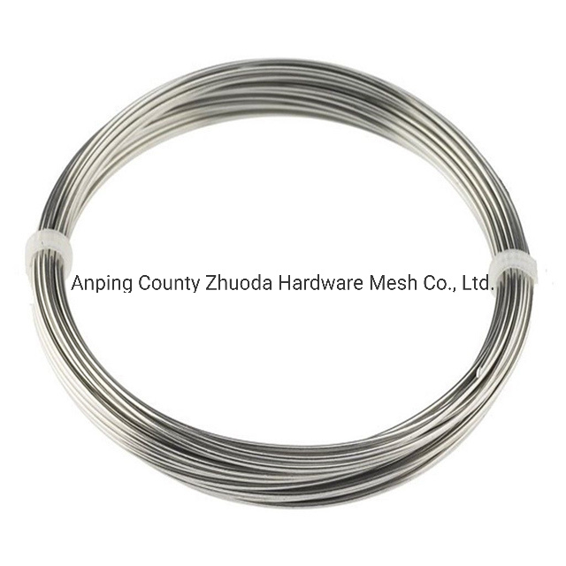 China First Grade Amzon Low Price 316L Stainless Steel Wire pictures & photos