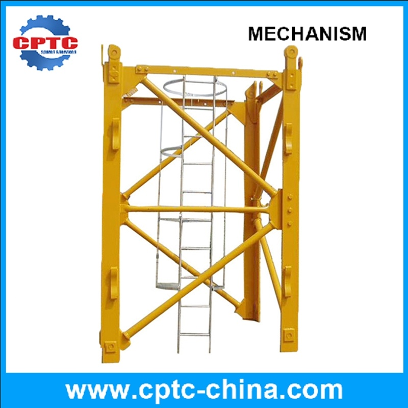 [Hot Item] High Quality Tower Crane Parts Mast Section
