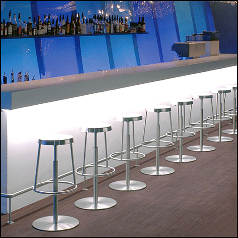 Cafe Counter Event Bar Nightclub Furniture Juice LED Bar Counter With  Professional Price