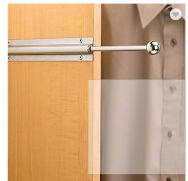 Wardrobe Ings Closet Hardware Rail Valet Rod