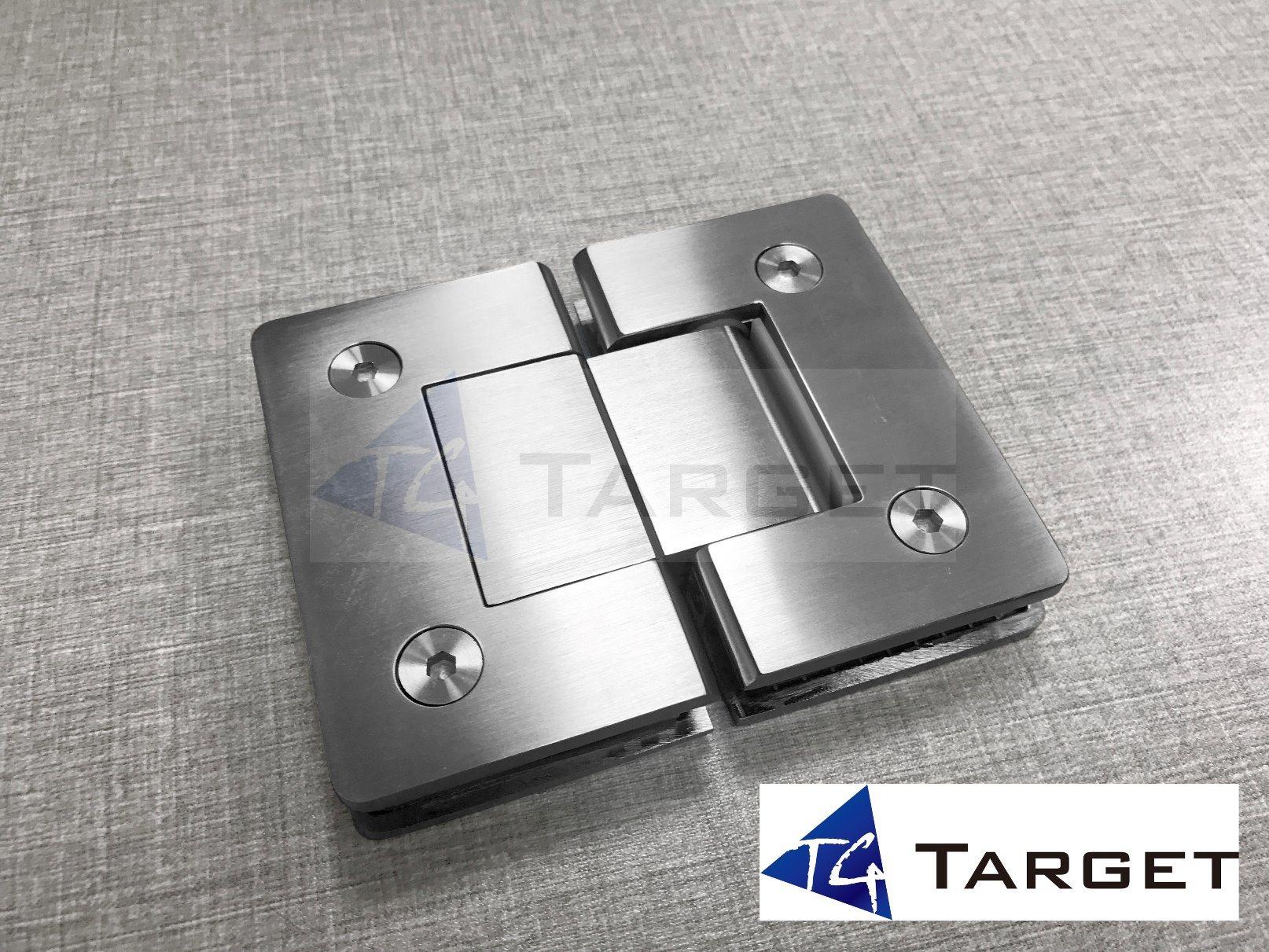 China Stainless Steel 180 Degree Glass Shower Door Pivot Hinge