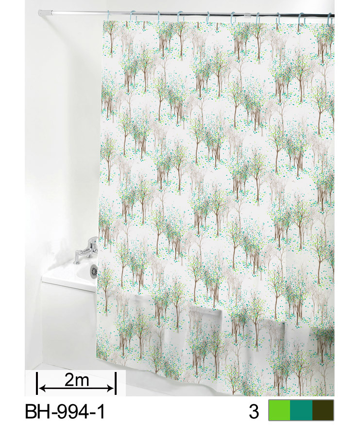 PEVA Shower Curtain pictures & photos