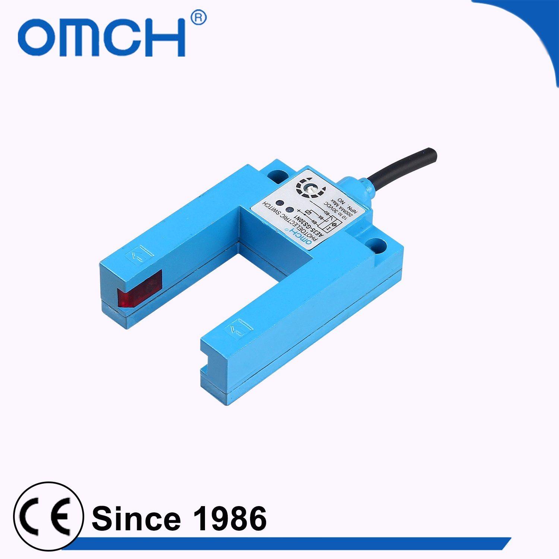 China Non-Screen Shield Inductive U Type Photo Proximity Switch ...