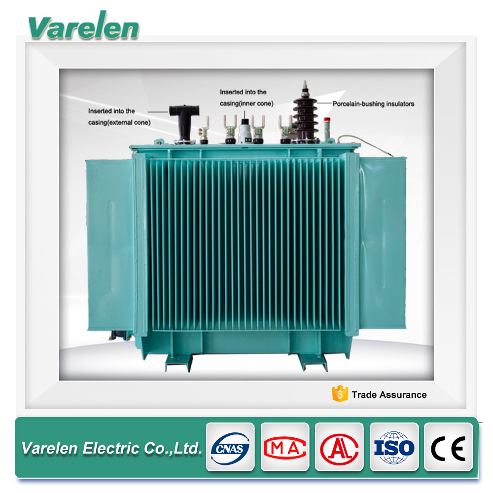 China Factory Sale 800kVA Three Phase Oil- Immersed Power ...