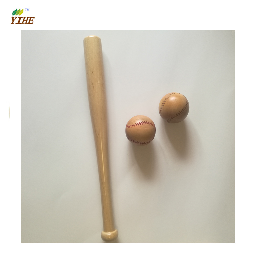 China Baseball Bat Gift Made of Birch with Fine Sanding and Painting
