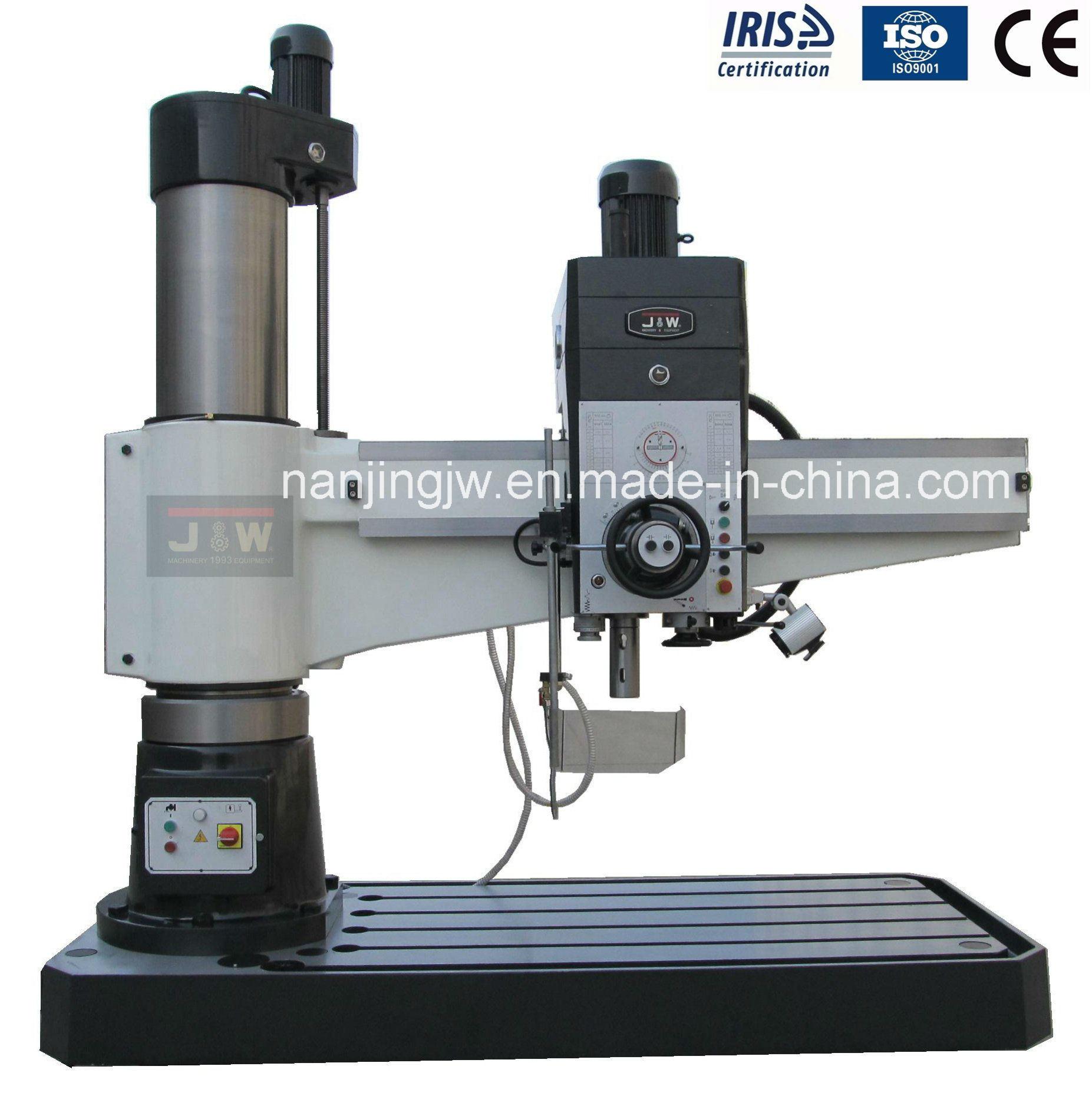 [Hot Item] (CNC) Hydraulic Radial Drilling Machine Vertical Driller  (Z3050/Z3063/Z3080/Z30100/Z30125)