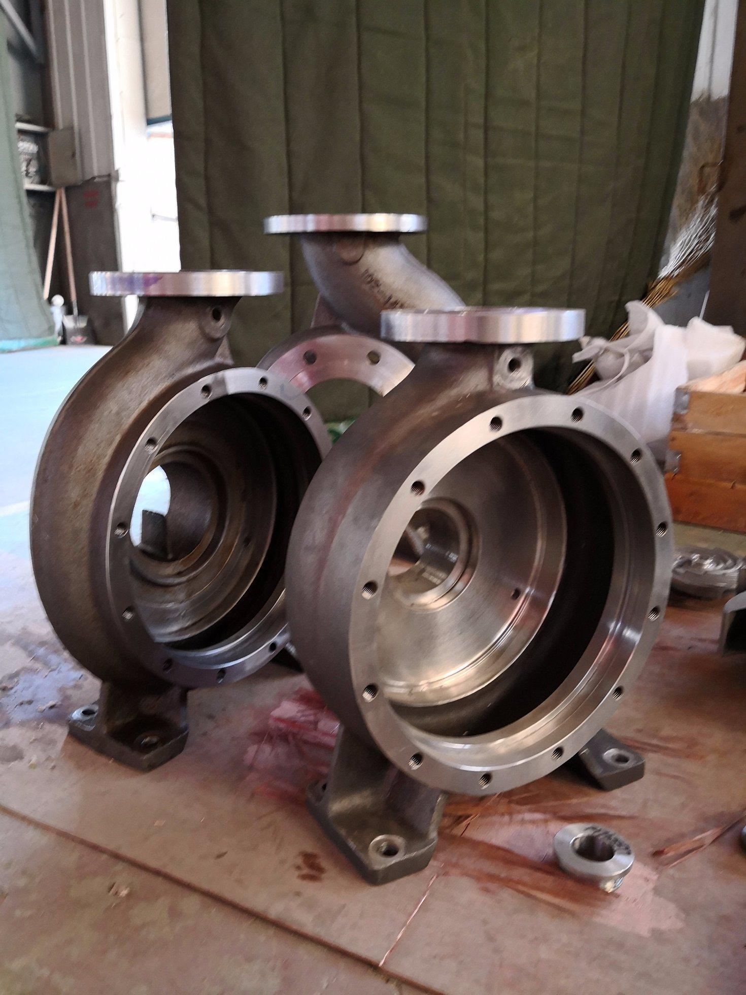 [Hot Item] Sulzer Pump Parts Ahlstrom Casing Cover EPP54-300