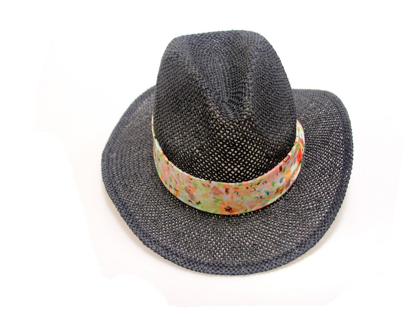 e23f61f89 [Hot Item] Fashion Hats Promotional Unisex Straw Cowboy Hat