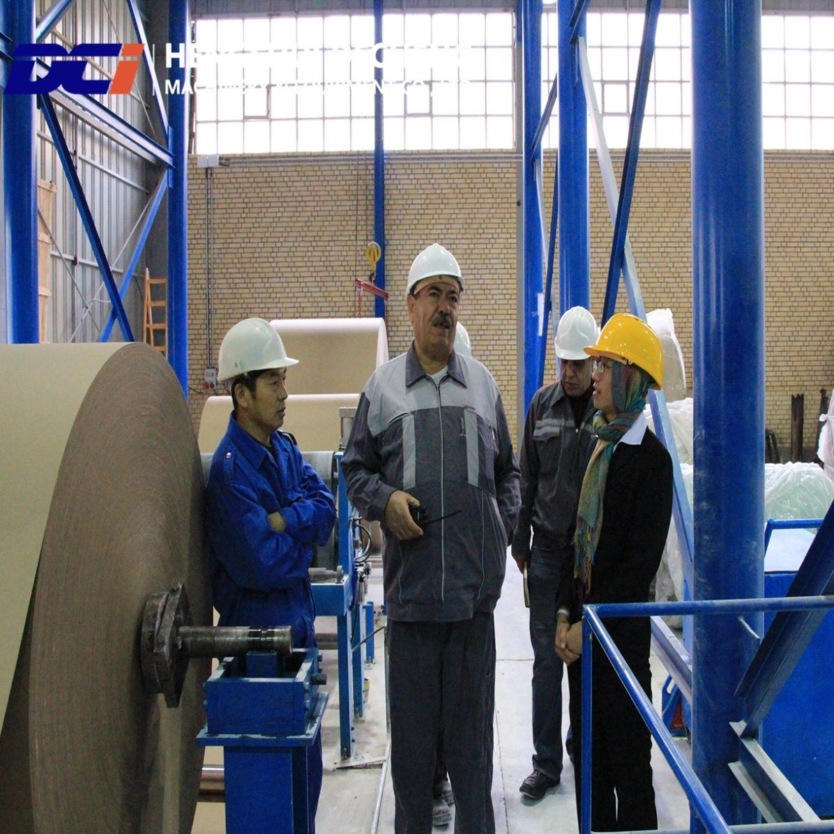 China Low Cost Plaster Gypsum Drywall Board Production Line