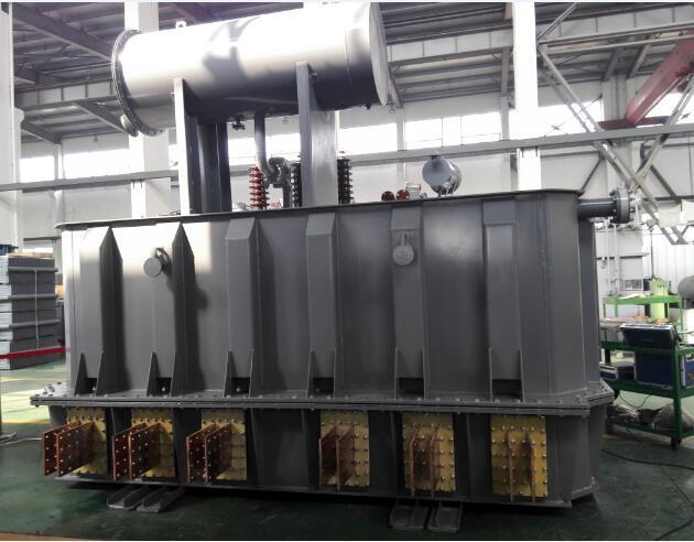 China Integrated Rectifier Transformer / Furnace Transformer