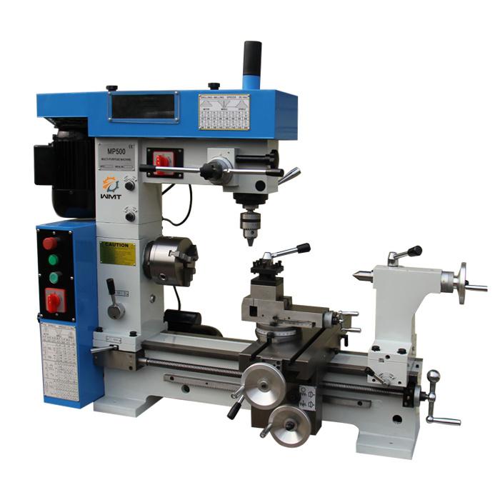 China HQ800 Multi Purpose Machine Lathe Combo With Ce