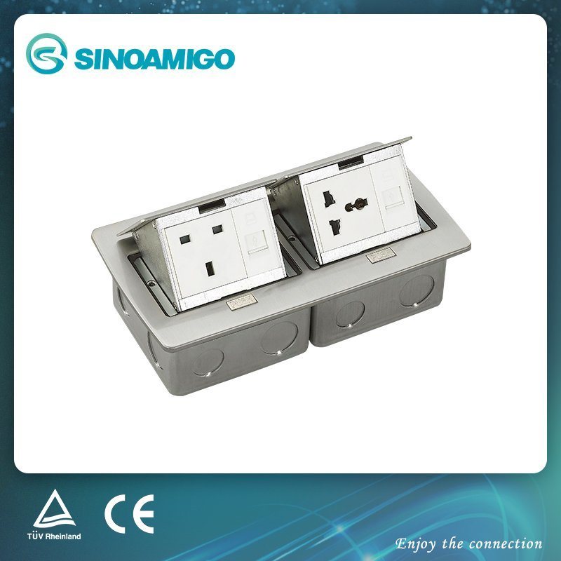 China Br Electrical Floor Outlet