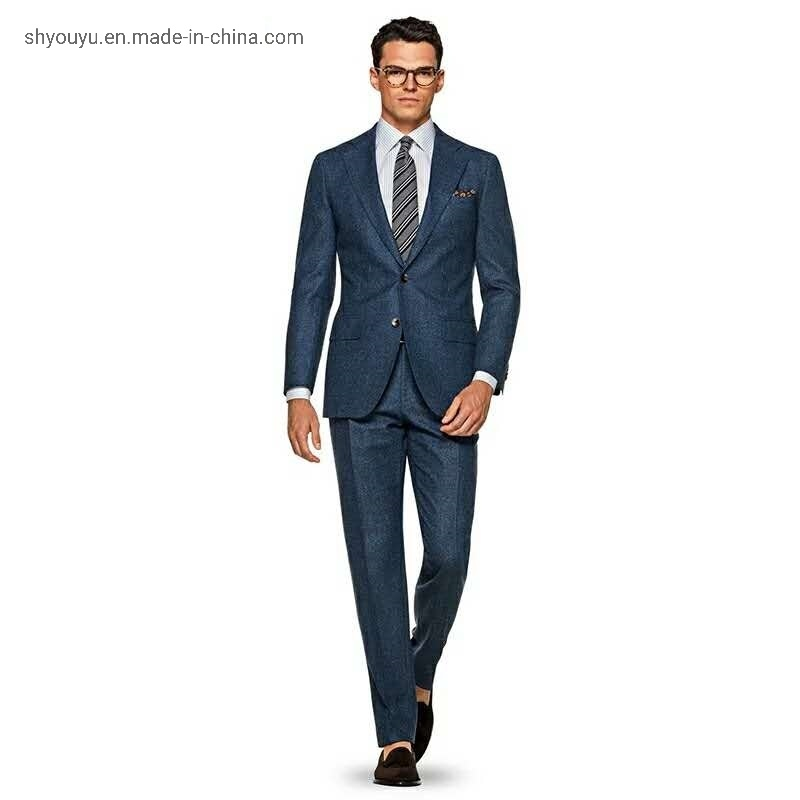 Fashion Dress Apparel 2 Piece Wool Classic Men's Business Suit Man Suits -  China Men Suit and Man Suit price | Made-in-China.com