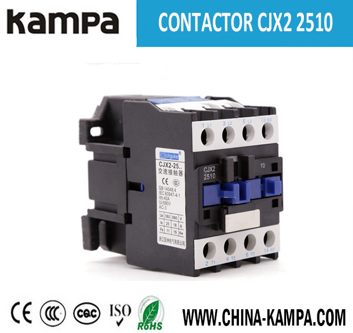 china cjx2-2510 220v 3 pole wiring 3 phase magnetic contactor - china  magnetic contactor, ac contactor  yueqing kampa electric co., ltd.