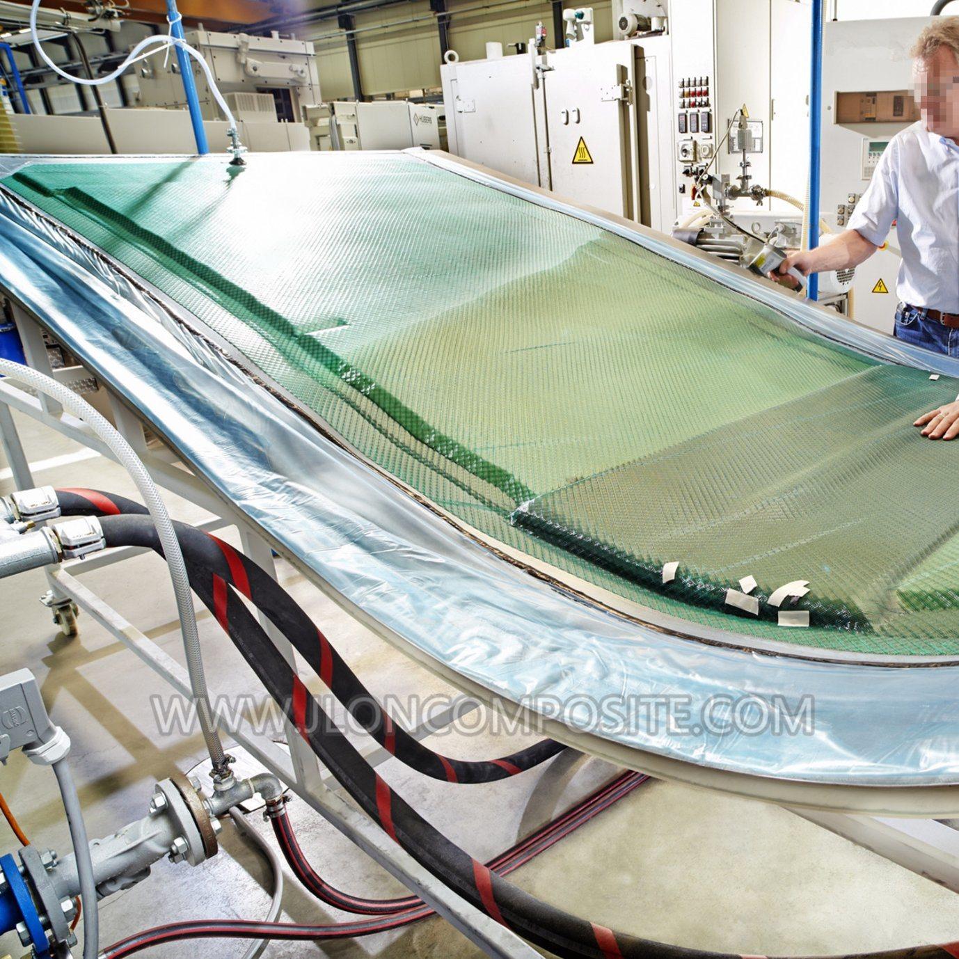 China Vacuum Bagging For Vartm