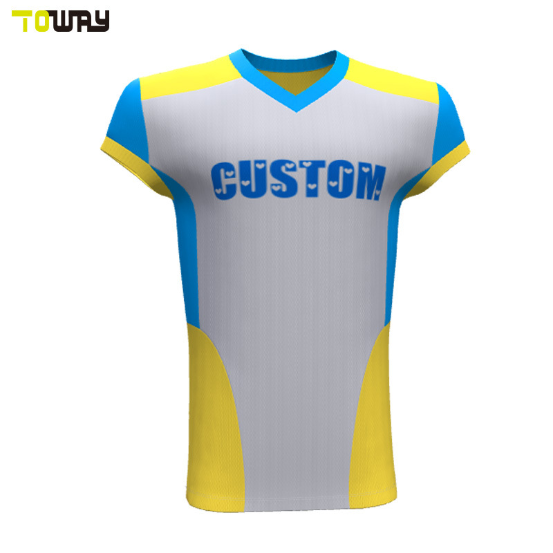 competitive price 7e24c 1b1b5 [Hot Item] Custom Fashion Flag Football Jerseys Wholesale