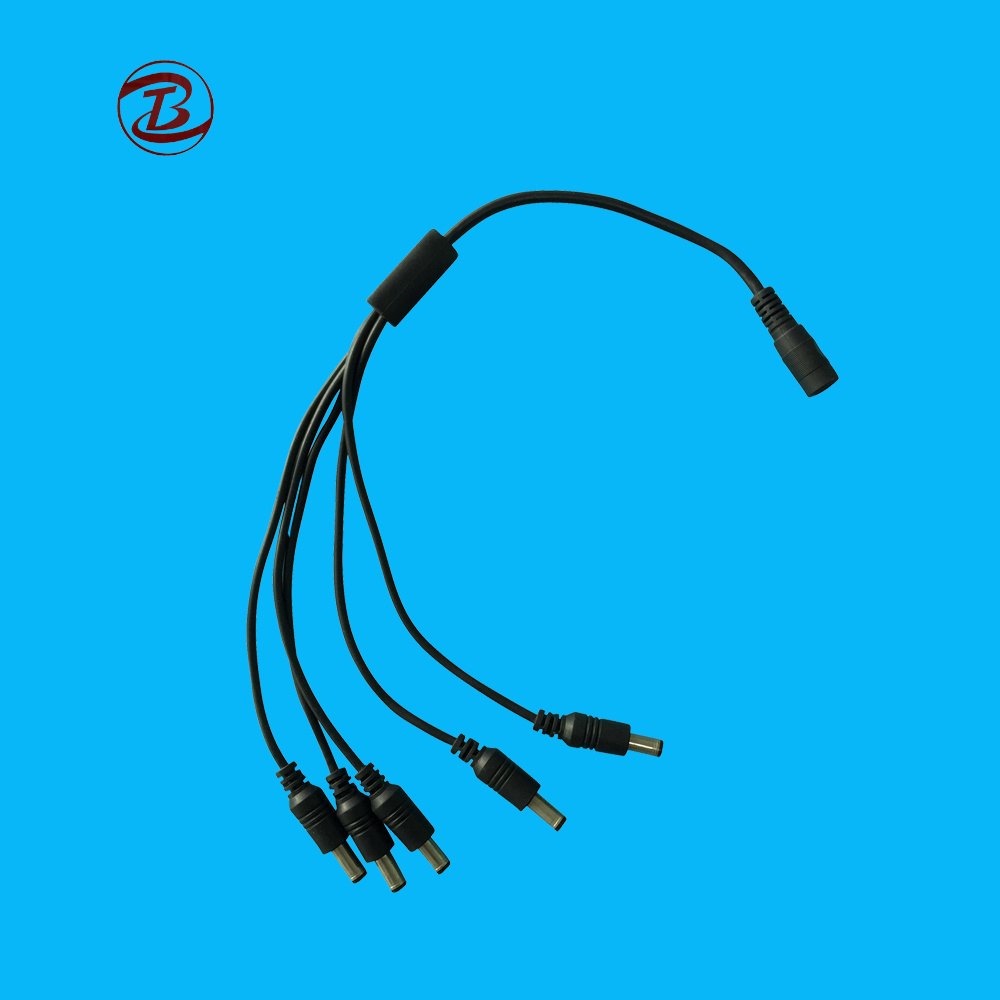 Wholesale Power Wire Plug Buy Reliable From Dc Jack Wiring Electrical Splitter 1 5 Adapter Connector