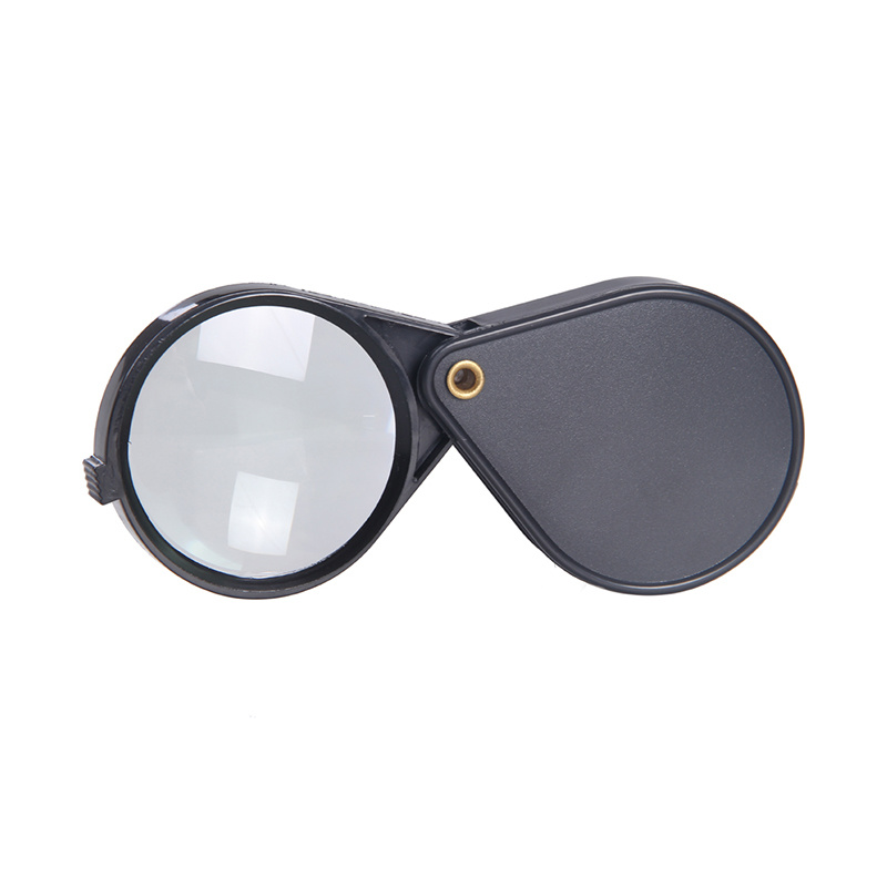 Pocket Magnifier for Low Vision People Reading