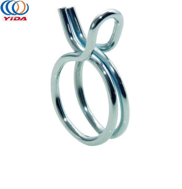 China Metal Wire Spring Hose Clamps Clip - China Clamps Clips, Hose ...