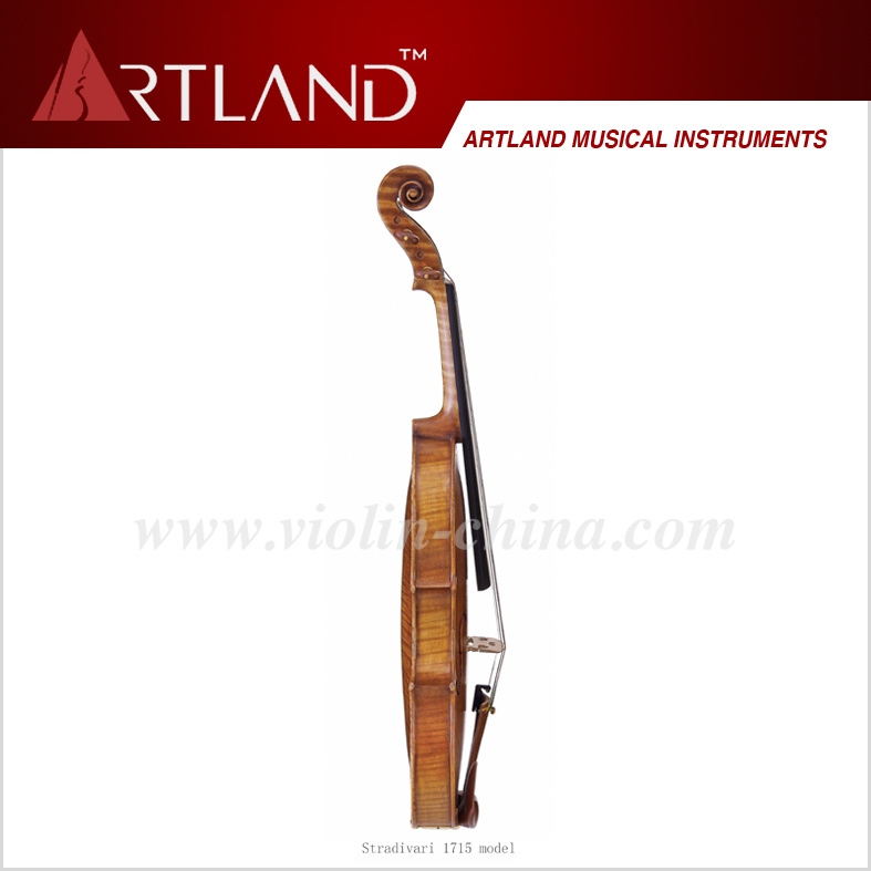 Stradivari 1715 Model Violin Solo Violin High Grade Antique Model Violin pictures & photos