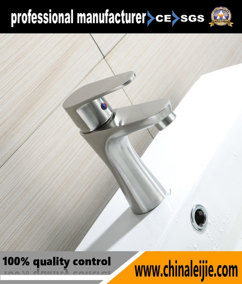 Stainless Steel Basin Faucet Water Tap Sanitary Ware