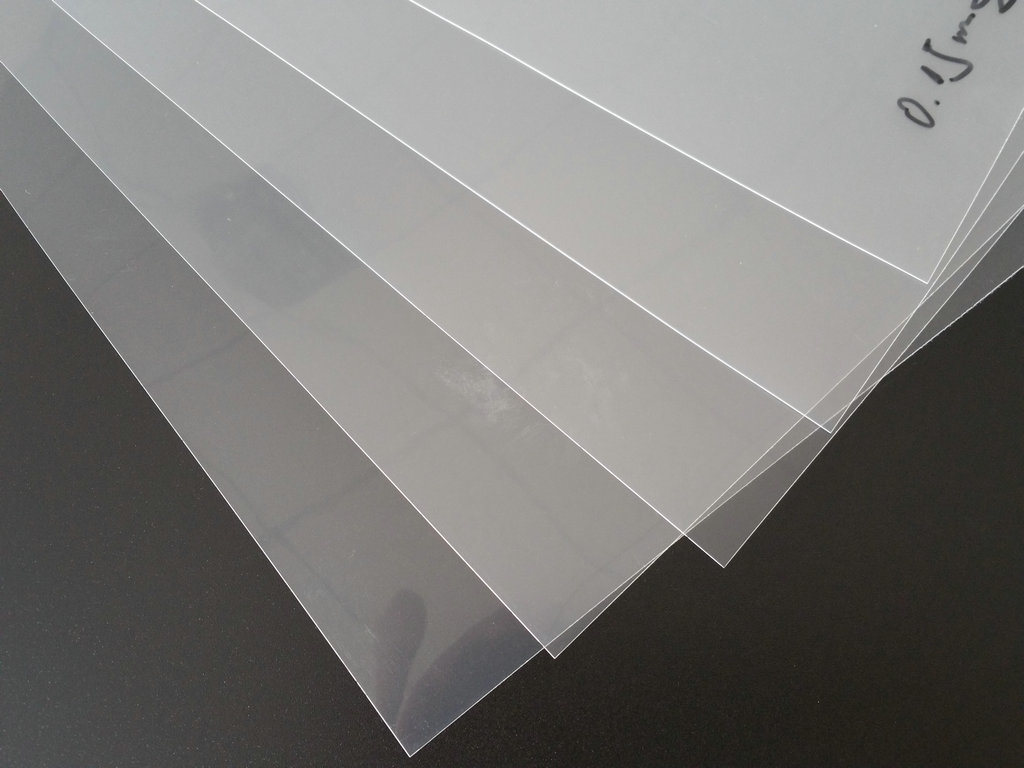 China 0 1 2 0mm X 1 2m X Roll Pp Film Pp Sheet With Clear