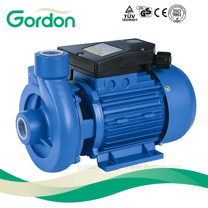 Electric Copper Wire Self-Priming Centrifugal Water Pump with Switch Box pictures & photos