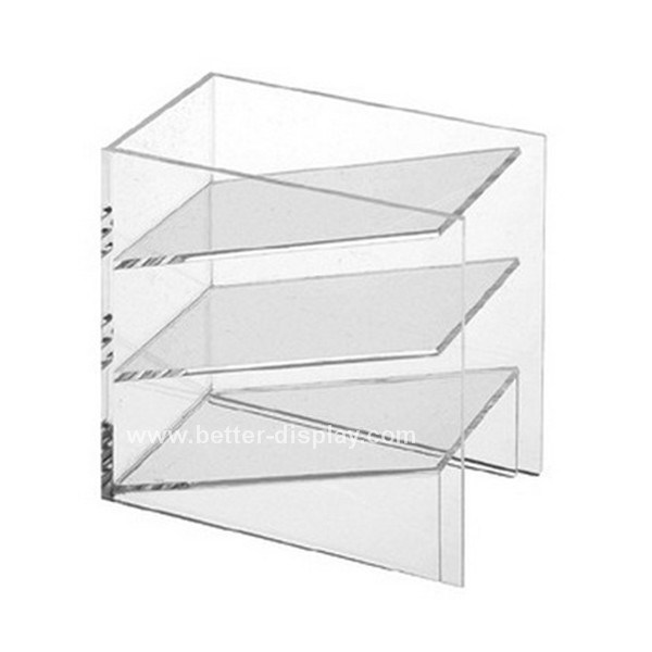 China Clear Acrylic Plastic File Holder Doent Fo A4 Btr H6001 Folder