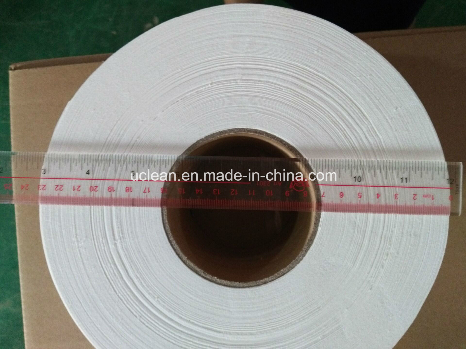 J1-500r 1ply Recycle Jumbo Roll Toilet Tissue pictures & photos