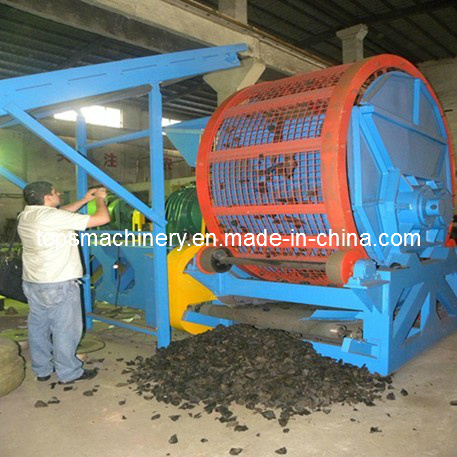 Scrapped Tire Cutting Machine pictures & photos