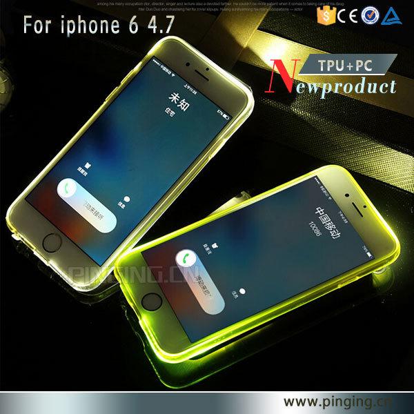 led phone case iphone 6
