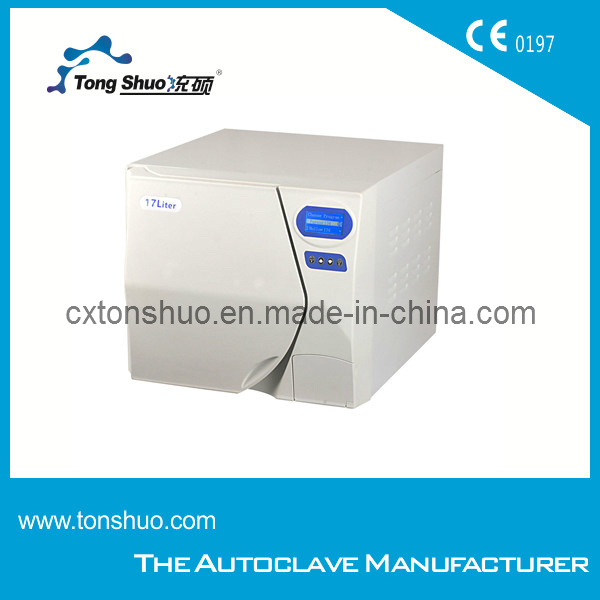 Class B+ White Color Medical Autoclave (14L)