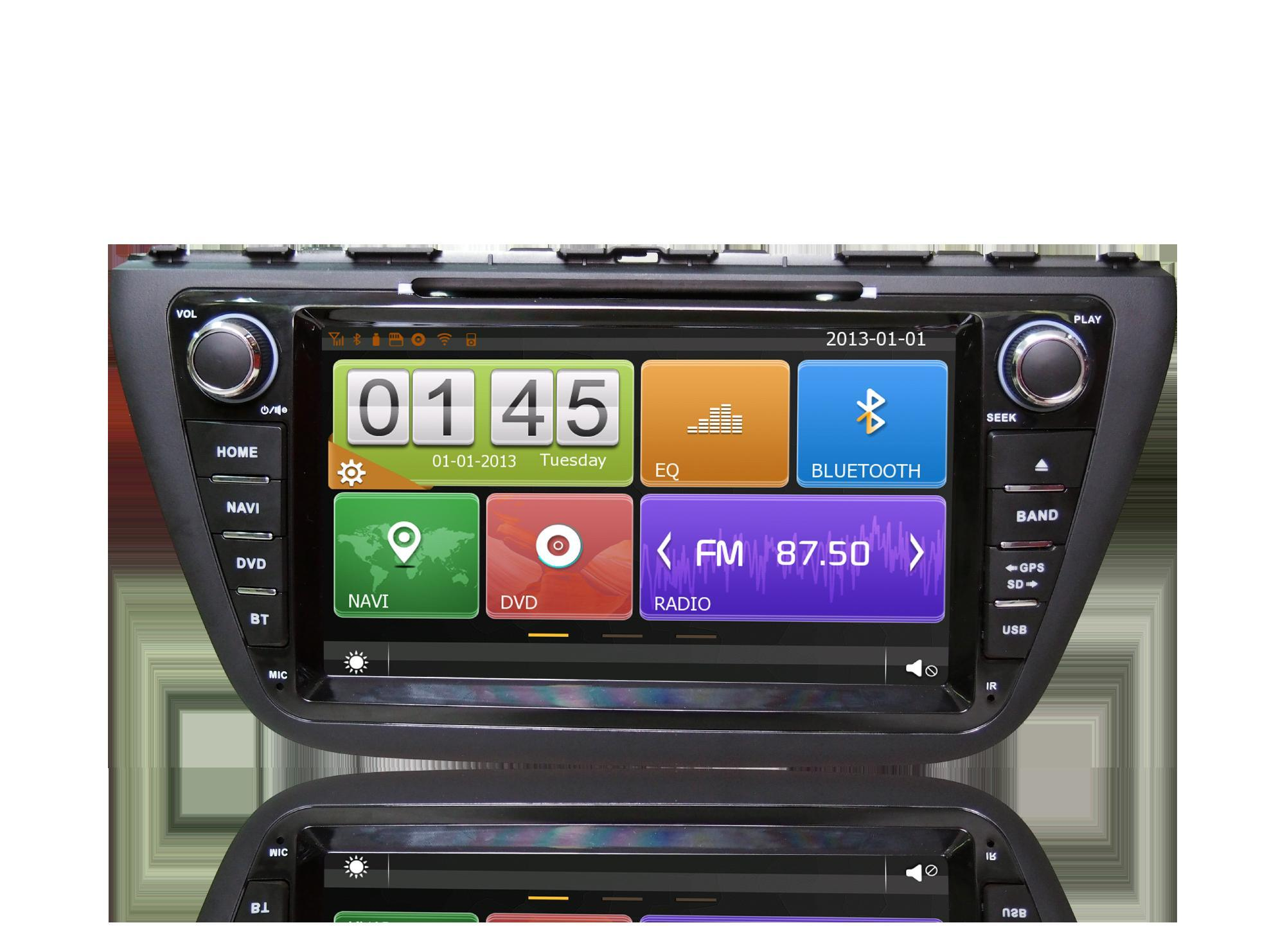 Autocardvdgps china 2 din 8 inch auto car dvd gps navi navigation for