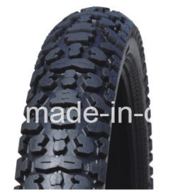 Cross Country Design Motorcycle Tire (3.00-18 4.10-18)